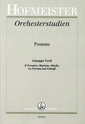 Orchesterstudien für Posaune