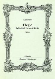 Mille, K: Elegie