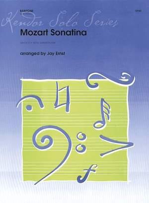 Mozart Sonatina Product Image