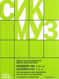 Dimitri Shostakovich: Konzert Nr. 1