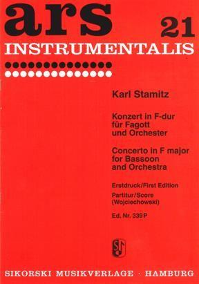 Stamitz: Concert F