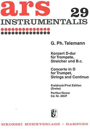 Georg Philipp Telemann: Trumpet Concerto In D