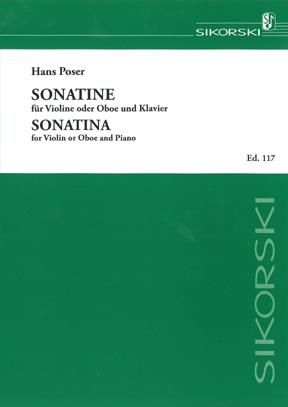 Hans Poser: Sonatine