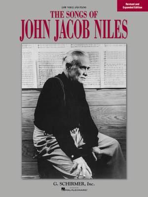 John Jacob Niles: Songs of John Jacob Niles