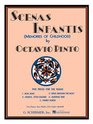 Octavio Pinto: Scenas Infantis (2 Pianos)