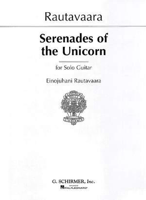 Einojuhani Rautavaara: Serenades of Unicorns