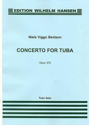 Niels Viggo Bentzon: Concerto For Tuba Op.373