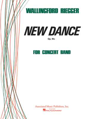 Wallingford Riegger: New Dance