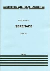 J.P.E Hartmann: Serenade Op. 24