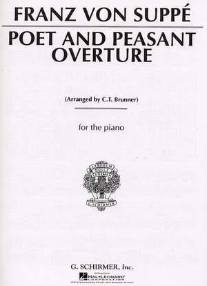 Franz von Suppé: Poet and Peasant Overture
