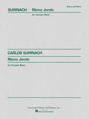 Carlos Surinach: Ritmo Jondo