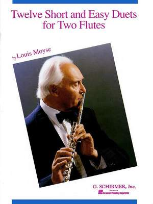 Louis Moyse: Twelve Short and Easy Duets