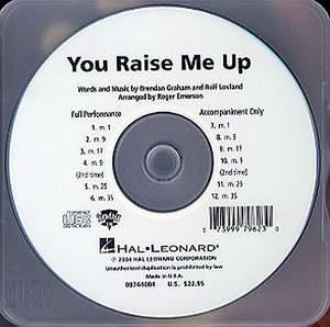 Brendan Graham: You raise me up