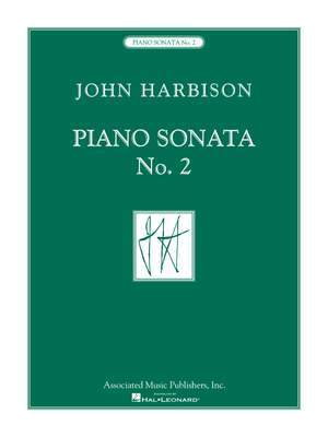 John Harbison: Piano Sonata No. 2