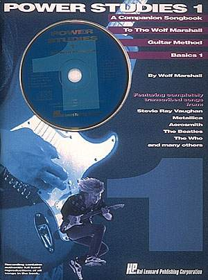 The Wolf Marshall Guitar Method