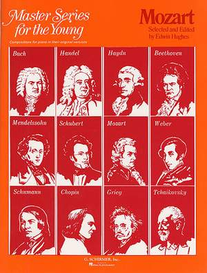 Wolfgang Amadeus Mozart: Master Series for the Young - W.A. Mozart