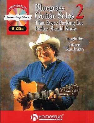 20 Bluegrass Guitar Solos Serie 2