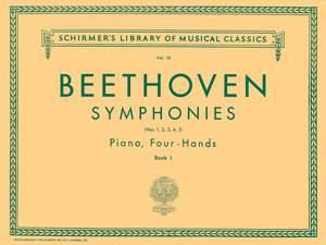 Ludwig van Beethoven: Symphonies Volume 1 - No.1-5