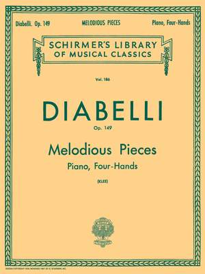 Anton Diabelli: 28 Melodious Pieces on 5 Notes, Op. 149