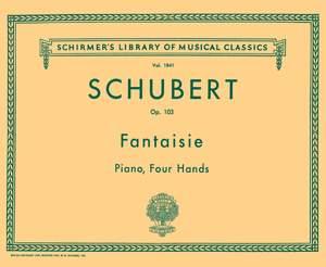 Franz Schubert: Fantasie Op.103