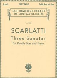 Antonio Scarlatti: Three Sonatas