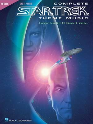 Complete Star Trek? Theme Music - 2nd Edition Product Image