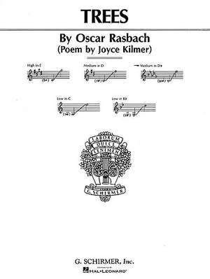 Oscar Rasbach: Trees