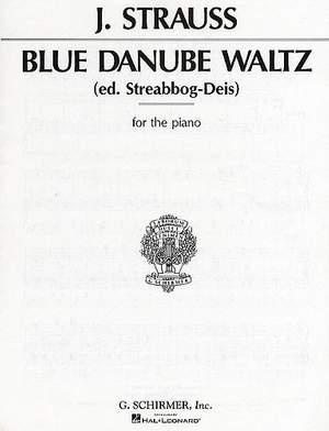 Johann Strauss: Blue Danube Waltz
