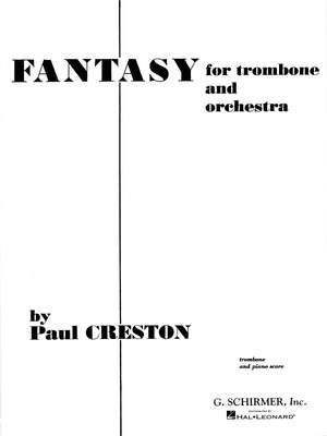 Paul Creston: Fantasy, Op. 42