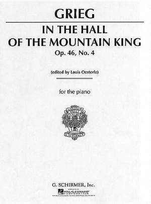 Edvard Grieg: In The Hall Of The Mountain King Op.46, No.4