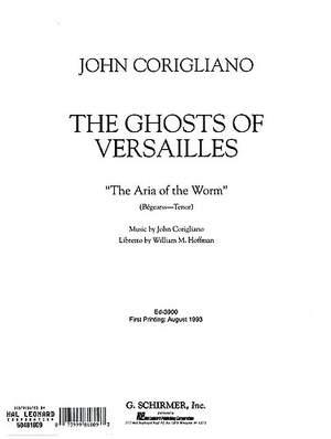John Corigliano: The Aria Of The Worm