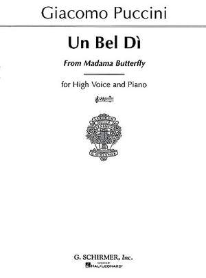 Giacomo Puccini: Un Bel Di