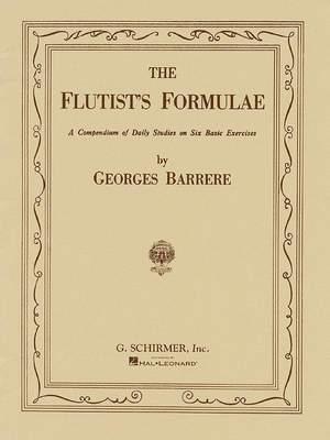 Georges Barrère: Flutist's Formulae