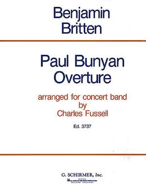 Benjamin Britten: Paul Bunyan Overture