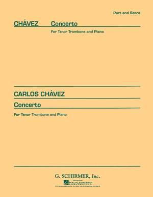 Carlos Chàvez: Concerto