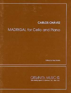 Carlos Chàvez: Madrigal