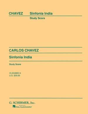 Carlos Chàvez: Sinfonia India (Symphony No. 2)