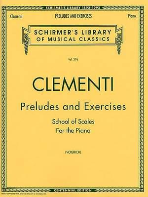 Muzio Clementi: Preludes and Exercises