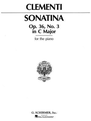Muzio Clementi: Sonatina in G Major, Op. 36, No. 3