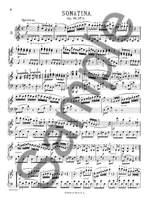 Muzio Clementi: Sonatina in G Major, Op. 36, No. 3 Product Image