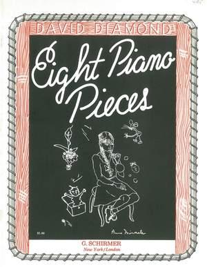 David Diamond: Eight Piano Pieces