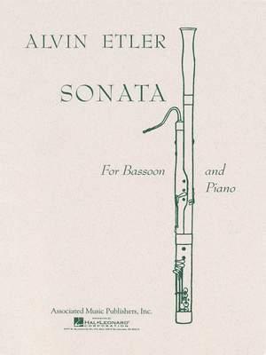 Alvin Etler: Sonata