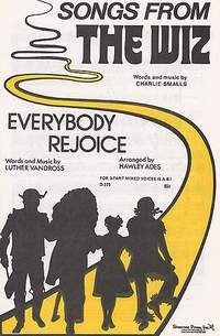 Luther Vandross: Songs From The Wiz: Everybody Rejoice