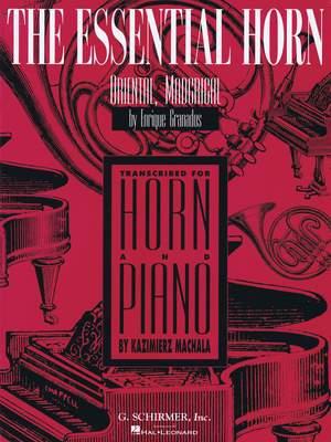 Enrique Granados: The Essential Horn