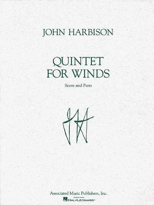 John Harbison: Quintet for Winds