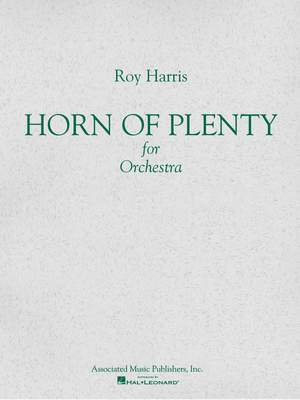 Roy Harris: Horn of Plenty (1964)
