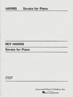 Roy Harris: Sonata