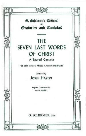 Franz Joseph Haydn: Seven Last Words of Christ