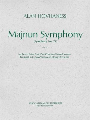 Alan Hovhaness: Majnun Symphony (Symphony No. 24), Op. 273