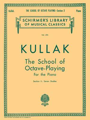 Theodor Kullak: School of Octave Playing, Op. 48 - Book 2